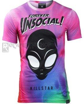 koszulka KILL STAR - UNSOCIAL