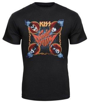 koszulka KISS - SONIC BOOM