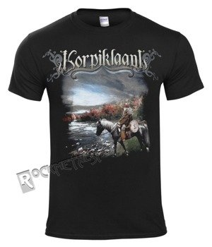 koszulka KORPIKLAANI - KEEP ON GALLOPING
