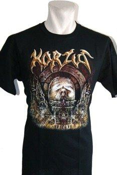 koszulka KORZUS - DISCIPLINE OF HATE