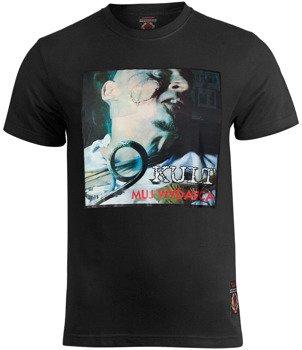 koszulka KULT - MUJ WYDAFCA czarna