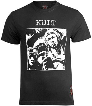 koszulka KULT - PILOCI CZARNA