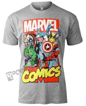 koszulka MARVEL COMICS HEROES
