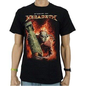 koszulka MEGADETH - ARSENAL