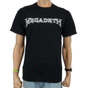 koszulka MEGADETH - LOGO