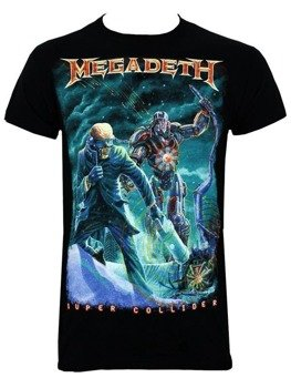 koszulka MEGADETH - SUPER COLLIDER