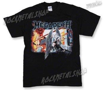 koszulka MEGADETH - UNITED ABOMINATION