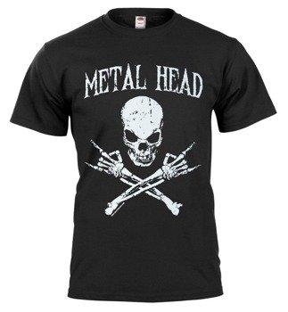 koszulka METAL HEAD