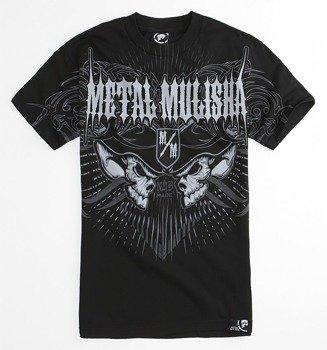 koszulka METAL MULISHA - BABALU GUILLOTINE czarna