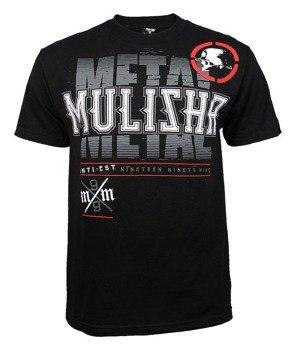 koszulka METAL MULISHA - DESPISE czarna
