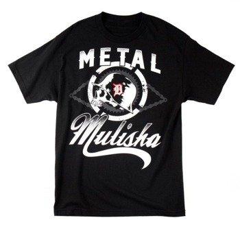 koszulka METAL MULISHA - DOSCH czarna