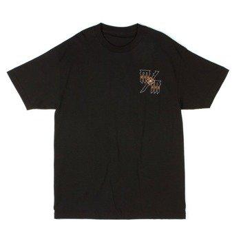 koszulka METAL MULISHA - G-LAND czarna