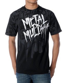 koszulka METAL MULISHA - HARM czarna