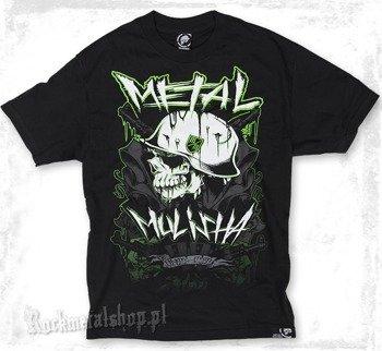 koszulka METAL MULISHA - MOSS czarna