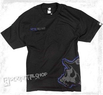 koszulka METAL MULISHA - RADIATION czarna
