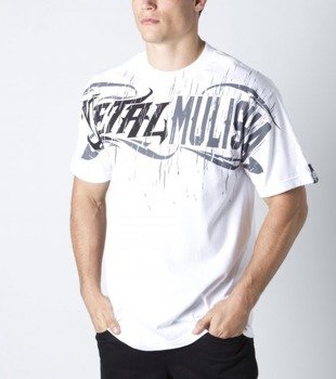 koszulka METAL MULISHA - RE-CHARGE biała