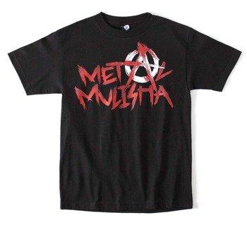 koszulka METAL MULISHA - SCUMMY czarna