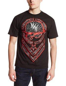 koszulka METAL MULISHA - SHRED czarna