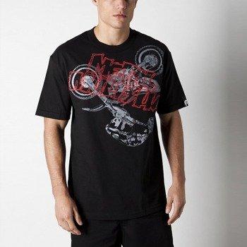 koszulka METAL MULISHA - STUNT czarna
