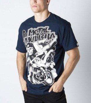 koszulka METAL MULISHA - SWIPE navy