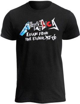 koszulka METALLICA - ESCAPE FROM THE STUDIO 2006