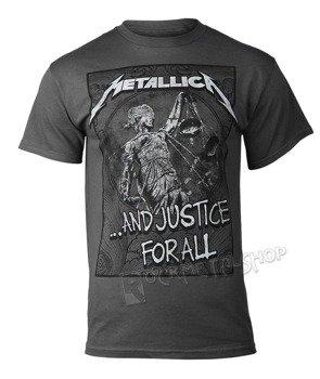 koszulka METALLICA - JUSTICE SEAL