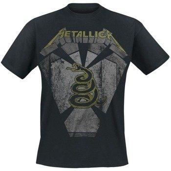 koszulka METALLICA - PIT BOSS black