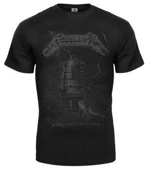 koszulka METALLICA - RIDE THE LIGHTNING