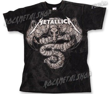koszulka METALLICA - WHEREVER I MAY ROAM ALLPRINT