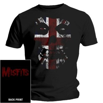 koszulka MISFITS - HALF FACE