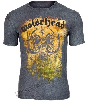 koszulka MOTORHEAD - ACID SPLATTER, barwiona