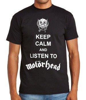 koszulka MOTORHEAD - KEEP CALM
