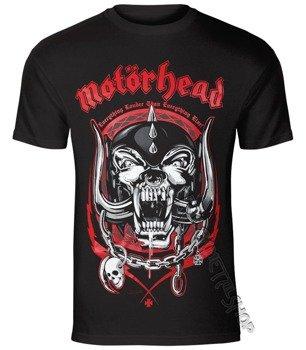 koszulka MOTORHEAD - LIGHTNING WREATH
