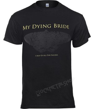 koszulka MY DYING BRIDE - THERE ARE WOLVES HERE