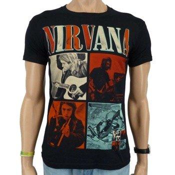 koszulka NIRVANA - FOUR SQUARES