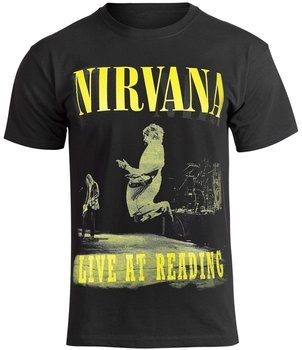 koszulka NIRVANA - LIVE AT READING