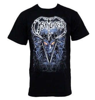 koszulka OBITUARY - PENTAGRAM DEVIL