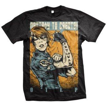 koszulka OTEP - DESTROU TO CREATE