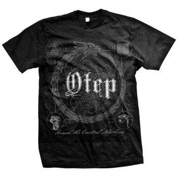 koszulka OTEP - OUROBOROS