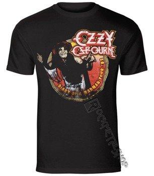 koszulka OZZY OSBOURNE - DIARY OF A MADMAN TOUR 1982
