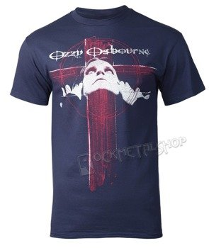 koszulka OZZY OSBOURNE - LOOK UP OZZY CARDINAL CROSS