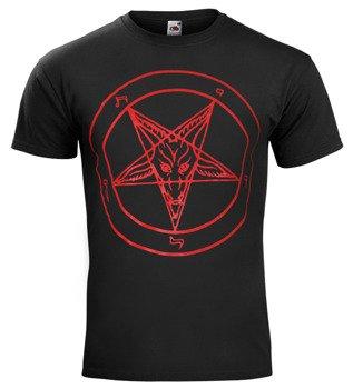koszulka PENTAGRAM RED