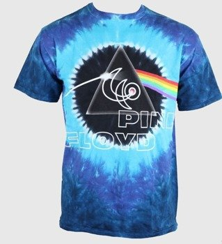 koszulka PINK FLOYD - 40TH CONCENTRIC, barwiona