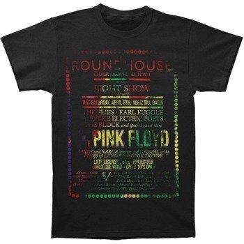 koszulka PINK FLOYD - AT THE ROUNDHOUSE 2