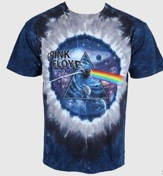 koszulka PINK FLOYD - DARK SIDE ABYSS, barwiona