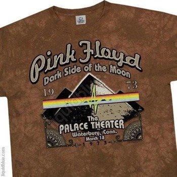 koszulka PINK FLOYD - DARK SIDE PALACE barwiona