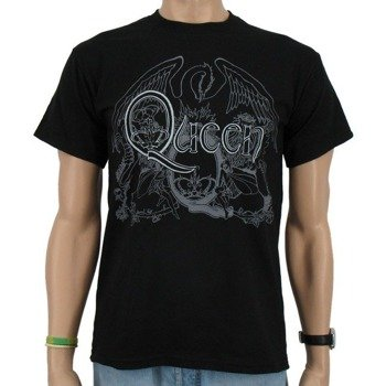 koszulka QUEEN - CREST LOGO