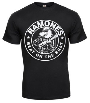 koszulka RAMONES - BEAT ON THE BRAT