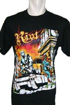 koszulka RIOT - THUNDERSTEEL BLACK