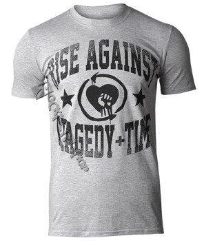 koszulka RISE AGAINST - TRAGEDY TIME